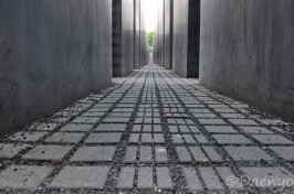 Holocaust Denkmal, Berlin