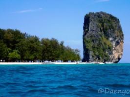 Railey Beach, Thailand