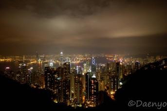 Victoria Peak, Hongkong