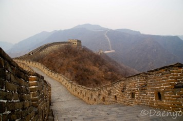 Great Wall, Mutianyu