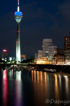 Hafen, Düsseldorf