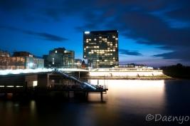 Hyat Hafen, Düsseldorf