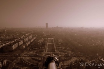 Observation Deck, Tour Eiffel