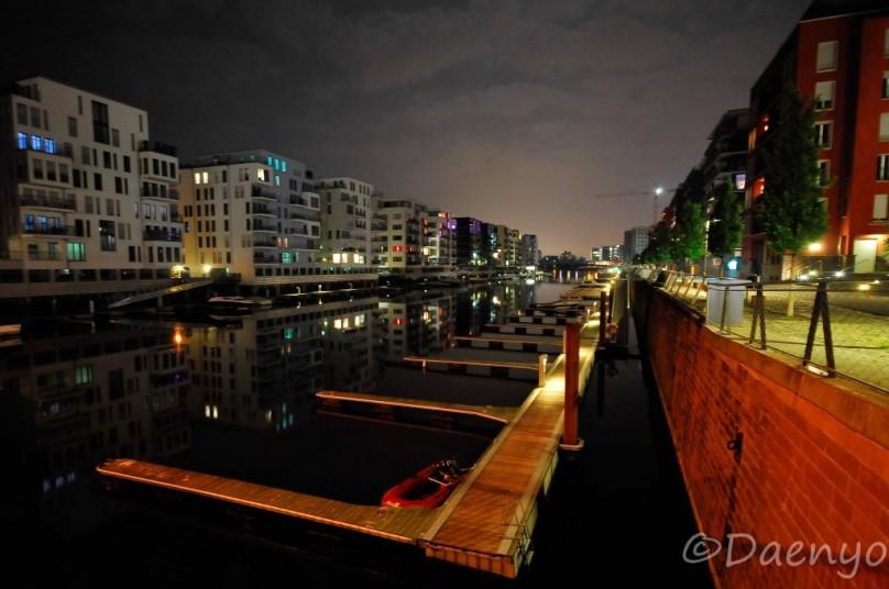 Westhafen, Frankfurt