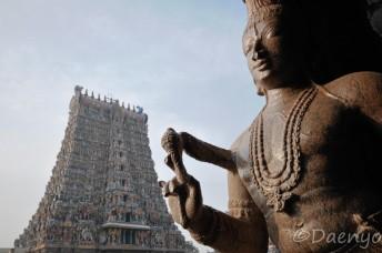 Sri Menaksi Temple, Madurai