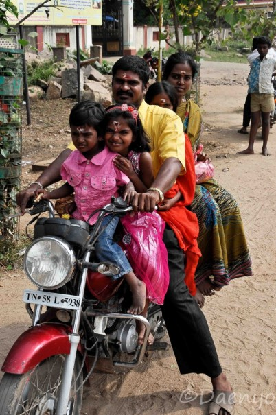 Family, Madurai