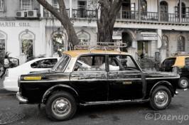 Taxi, Mumbai