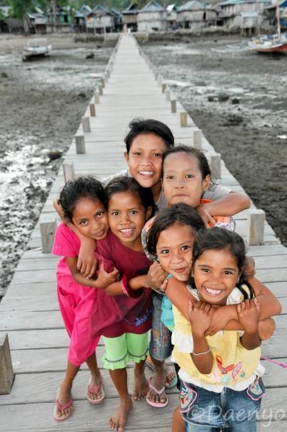 Fishing Village, Sunda Islands