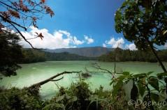 Dieng Plateau, Java