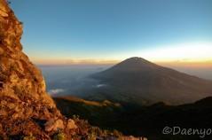 Mount Merapi, Java