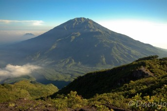 Mount Merapi, Java