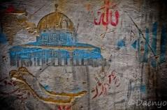 Grafiti, Jerusalem