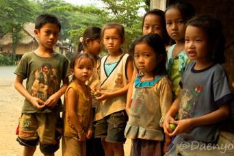 Ethnic Village, Luang Prabang Province