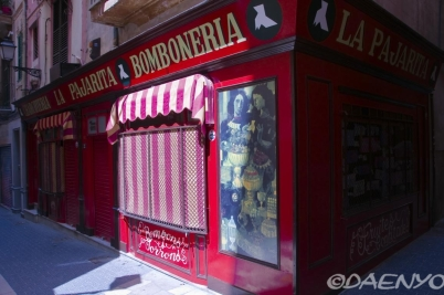 Sweetsshop, Palma de Mallorca