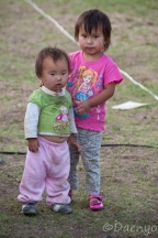 Mongolian Kids