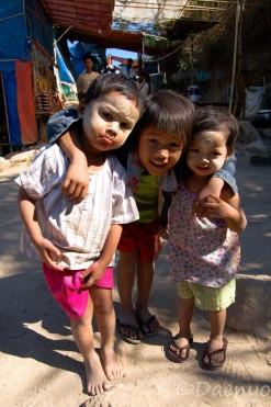 Kids, Kyaikto