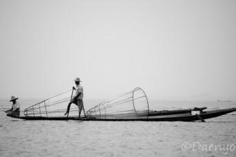 Fisherman, Inle Lake