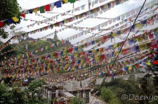 Swayambhunath, Kathmandu