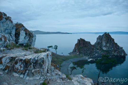 Olkhon Island (Lake Baikal), Siberia