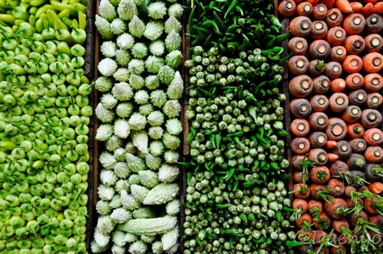 Vegetables, Colombo