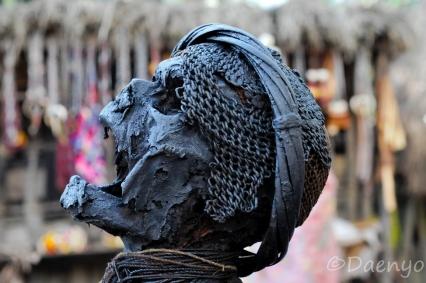 Mummy (fomer village chief)
