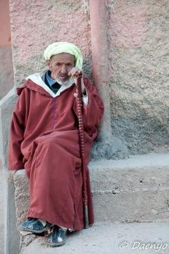 Old Man, Atlas Mountains