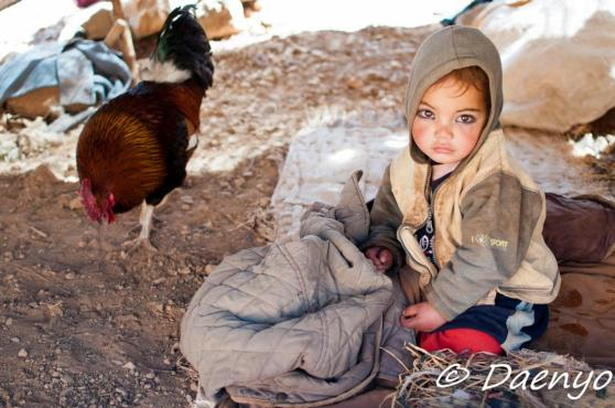 Nomadic Kid, Atlas Mountains