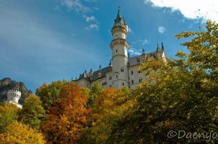 Schloss Neuschwanstein, Bavaria