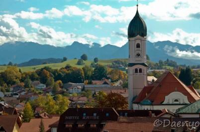Allgäu, Bavaria