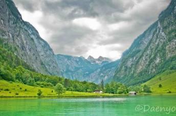 Königssee, Berchtesgaden Bavaria
