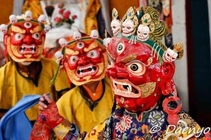 Festival, Dakthok Monastery