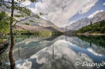 Mirror Lake, Skardu