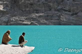 Attabad Lake, Hunza