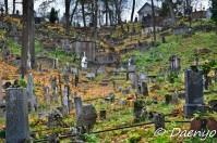 Rasos Cemetery in Vilnius, Lithuania
