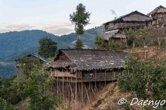 Houses, Arunachal Pradesh
