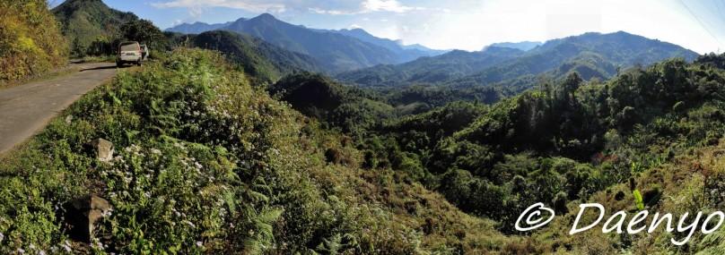 Landscape, Arunachal Pradesh