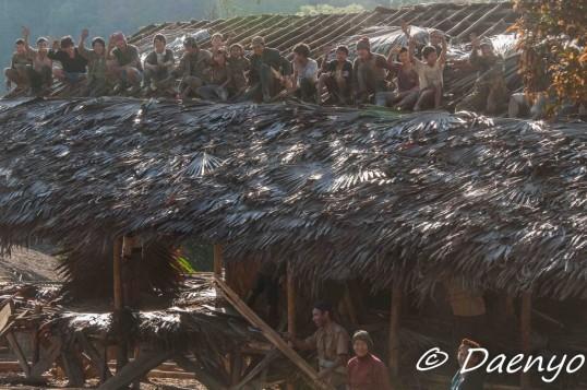 Housebuilding, Arunachal Pradesh