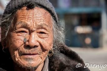 Apatani Man, Ziro( Arunachal Pradesh)