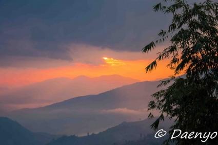 Sunrise Nagaland