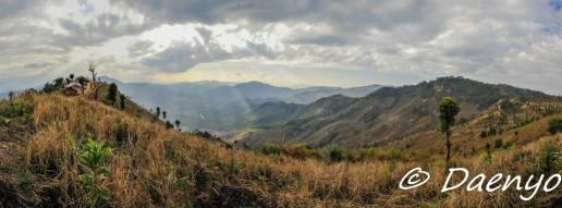 Landscape, Nagaland