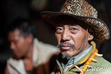 Village King, Nagaland