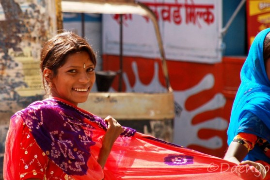 Rajasthani Woman, Jodphur