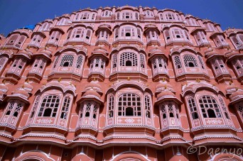 Hawa Mahal (Palace of Winds), Jaipur