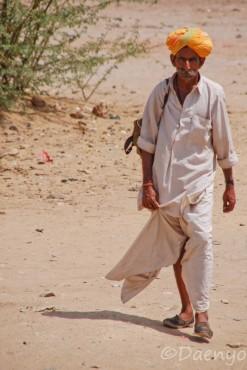 Rajasthani Man, Bikaner