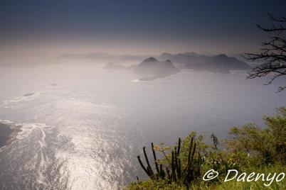 View from Sugarloaf, Brasil