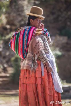 Traditional, Bolivian Women, Bolivia