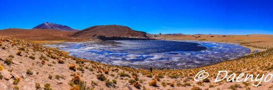 Laguna Negra, Bolivia