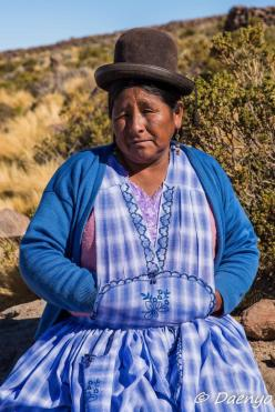 Traditional, Bolivian Women