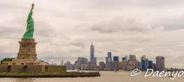 Manhattann Skyline, New York