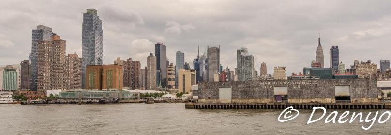Manhattann Skyline, New York City
